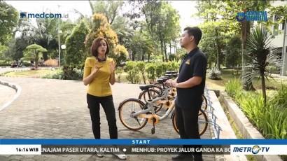 Berbagi Sepeda Via Aplikasi (2)
