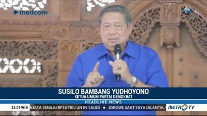 SBY: Kritik adalah Masukan dan Hak Rakyat