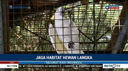 Jaga Habitat Hewan Langka (1)