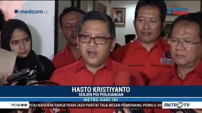 PDIP akan Temui Cak Imin Bahas Dukungan untuk Jokowi