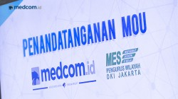 Medcom.id Gandeng MES Perluas Penyebaran Informasi Ekonomi Syariah
