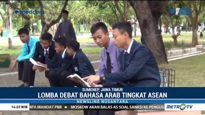 4 Pelajar Indonesia Juara Debat Bahasa Arab se-ASEAN
