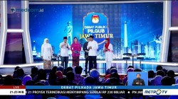 Debat Publik Pilkada Jawa Timur (6)