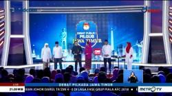 Debat Publik Pilkada Jawa Timur (7)