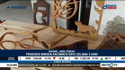 Bisnis Bingkai Kacamata Berbahan Kayu