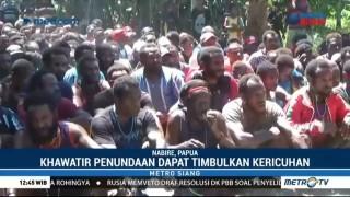 Warga Nabire Demo Tuntut Pelimpahan Perkara Kasus Ijazah Palsu