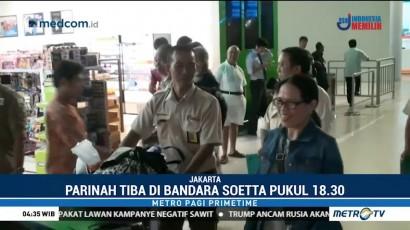 Hilang 14 Tahun, Parinah Tiba di Indonesia