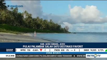 Wisata Pulau Palambak