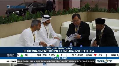 Menteri PPN Promosikan Potensi Investasi Indonesia di Dubai