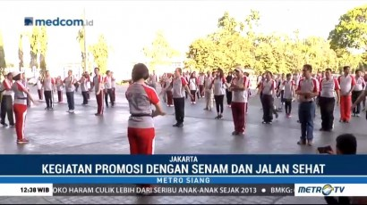 Inasgoc Ajak Polri Promosikan Asian Games