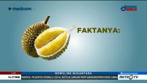 Durian Mengandung Kolesterol Tinggi, Fakta atau Mitos?