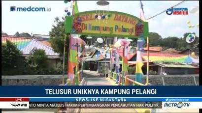 Telusuri Uniknya Kampung Pelangi Semarang