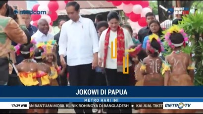 Jokowi Rajin Kunjungi Papua