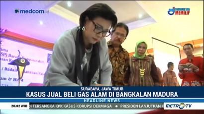 KPK Hibahkan Barang Rampasan Fuad Amin ke Kementerian