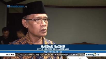PP Muhammadiyah Imbau Parpol Kedepankan Kepentingan Bangsa