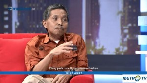 Filosofi Elang akan Membawa Kang Ogun ke Puncak Everest?