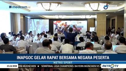 INAPGOC Gelar Pertemuan dengan Komite Paralimpik Asia