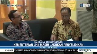 Kementerian LHK Terus Selidiki Kasus Tumpahan Minyak di Balikpapan