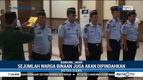 Tiga Pejabat Lapas Jelekong Dimutasi