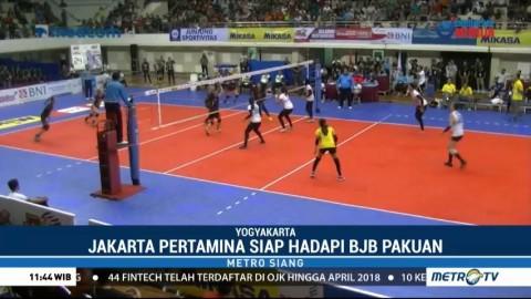 Tim Putri Jakarta Pertamina Energi Siap Taklukan Bandung BJB
