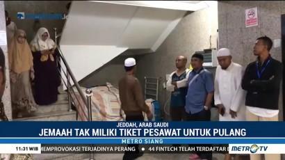 26 Jemaah Umrah asal Jakarta Terlantar di Jeddah