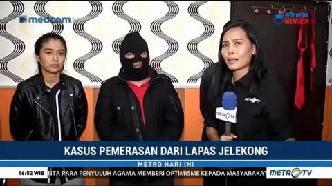 Aksi Pemerasan Bermodus Video Porno Dikoordinir Petugas Lapas Jelekong