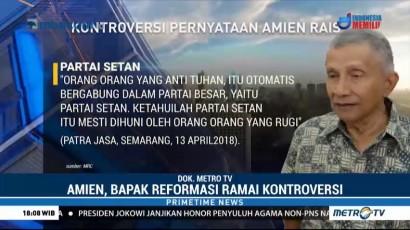 Amien Rais, Bapak Reformasi Ramai Kontroversi