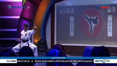 Jurus Si Karateka Cilik Buffon