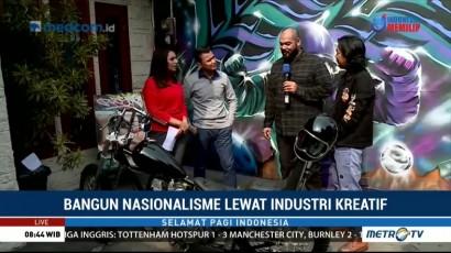Membangun Nasionalisme Lewat Industri Kreatif (2)