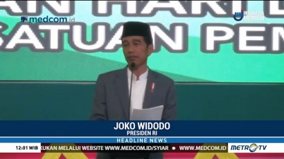 Jokowi Miris Melihat Ketimpangan Infrastruktur di Indonesia