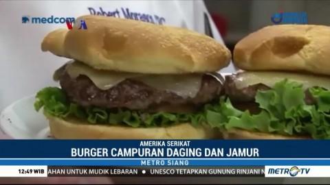 Burger dengan Bahan Ramah Lingkungan