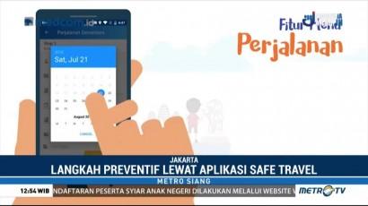 Mengenal Aplikasi Safe Travel yang Mampu Lindungi WNI di Luar Negeri