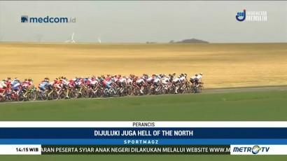 Balap Sepeda Paris-Roubaix Kembali Digelar, Lintasan Berbatu Jadi Tantangan
