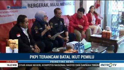 KPU Duga Ada Pelanggaran Etik Hakim di Balik Kemenangan PKPI