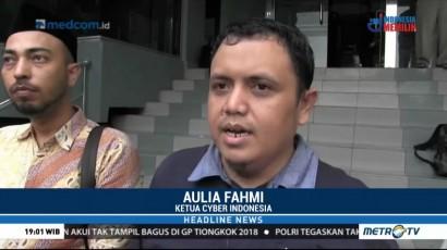 Amien Rais Dilaporkan ke Polisi Terkait Dugaan Ujaran Kebencian