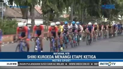 Pembalap Kolombia Juarai Tour de Lombok Mandalika 2018