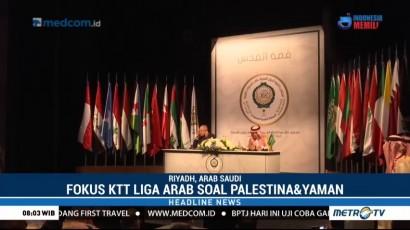 Warga Suriah Pesimistis Liga Arab Bahas Serangan Koalisi AS
