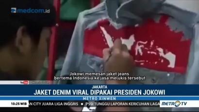 Jaket 'Gaul' Jokowi