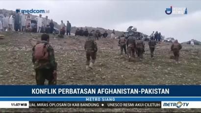 Dua Tentara Pakistan Tewas dalam Baku Tembak dengan Afghanistan