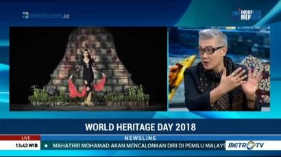 Mahakarya Borobudur 2018: Indonesia Berkain