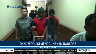 Oknum Polisi di Merangin Tertangkap Konsumsi Narkoba