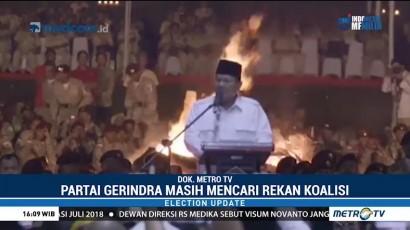 Hembusan Wacana Prabowo Cawapres Jokowi