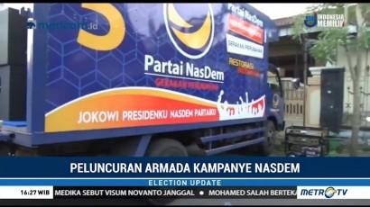 DPD NasDem Tulungagung Luncurkan Armada Kampanye