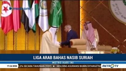 Pertemuan Liga Arab Bahas Situasi Panas di Suriah