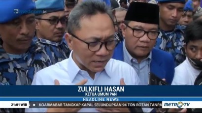 Zulkifli Hasan: Ceramah Amien Rais Tak Menyinggung Parpol Tertentu
