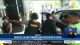 Abu Bakar Baasyir Kembali Jalani Pemeriksaan Kesehatan di RSCM
