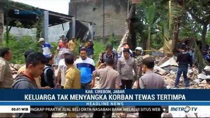 Pemilik Sarang Walet yang Roboh di Cirebon Diperiksa Polisi