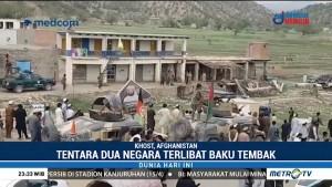 Baku Tembak di Perbatasan Afghanistan-Pakistan, Dua Tewas