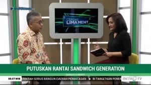 Putuskan Rantai <i>Sandwich Generation</i>