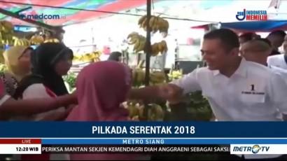 Musa Rajekshah Janji Revitalisasi Pasar Tradisional di Medan